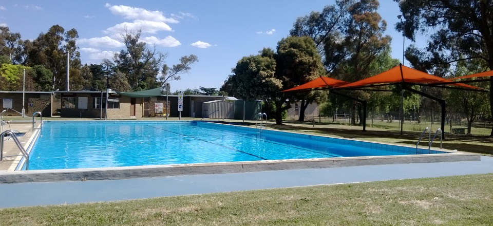 Harcourt Swimming Pool - Central Victoria