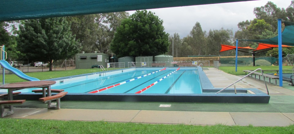 Newstead & District Swimming Pool