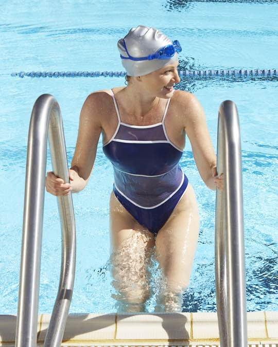 Mount Alexander Shire Council (Central Victoria) Swimming Pools - Exercise / Lap Swimming